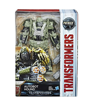 Transformers The Last Knight Premier Edition Voyager Class Hound