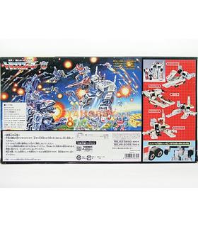 Takara Tomy Transformers G1 Encore 12 Metroplex Reissue