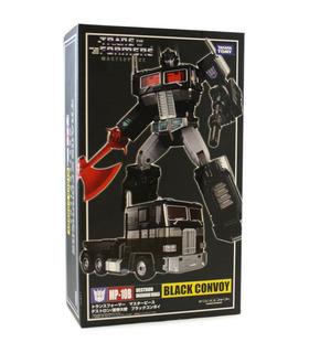 Transformers MP-10B Masterpiece Convoy Optimus Prime Black