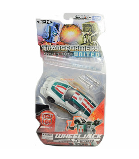 Japanese Transformers United UN-19 Wheeljack