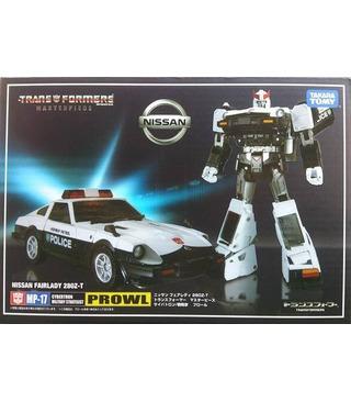 Transformers Masterpiece MP-17 Masterpiece Prowl