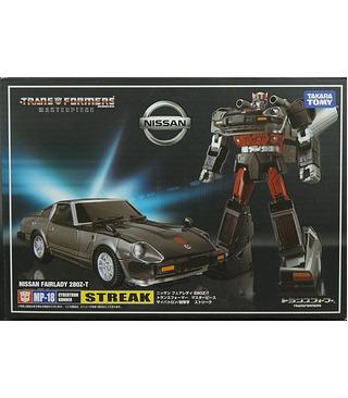 Transformers Masterpiece MP-18 Masterpiece Bluestreak