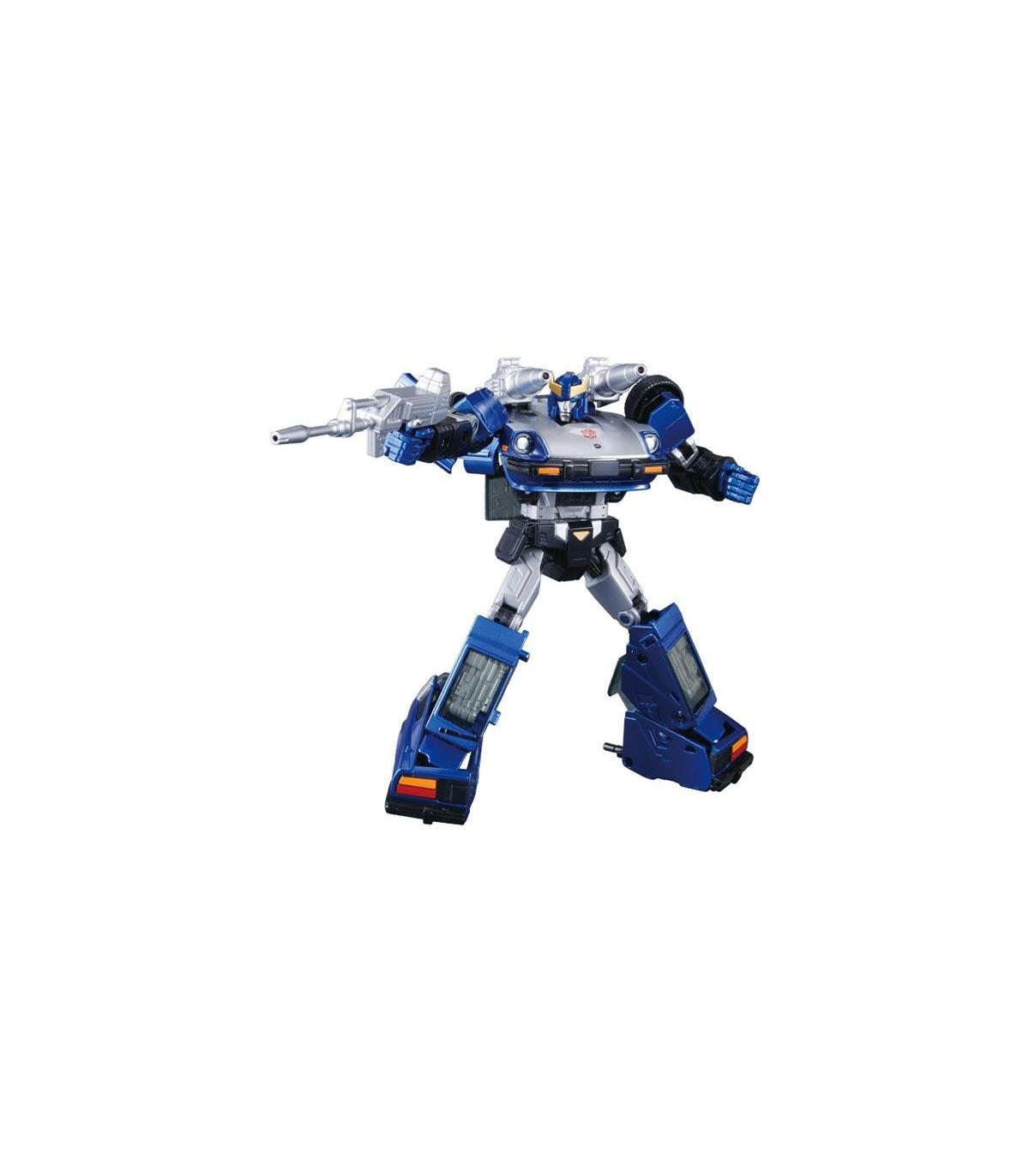 Takara TOMY Transformers Masterpiece MP 18   B Bluestreak Action Figure