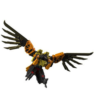 Transformers Reformatted Feral Rex R-02 Talon Aerial Assaulter