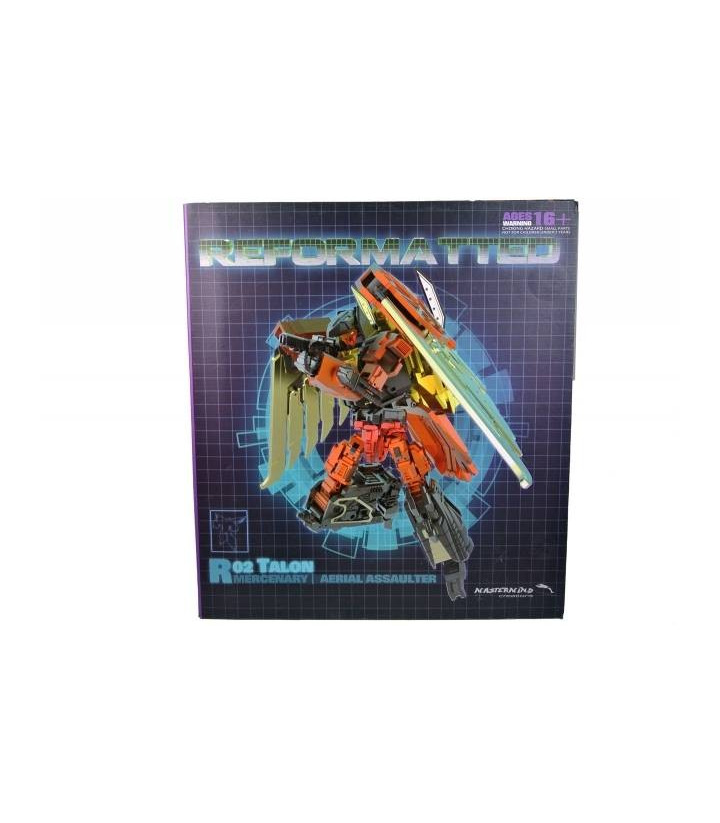 Transformers Reformatted Feral Rex R-02 Talon Aerial Assaulter