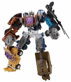 Transformers Unite Warriors UW-07 Bruticus Blast-off Shuttle
