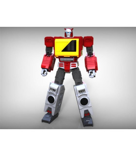 Transformers KFC Eavi Metal Phase Four A Transistor [SOLD OUT]