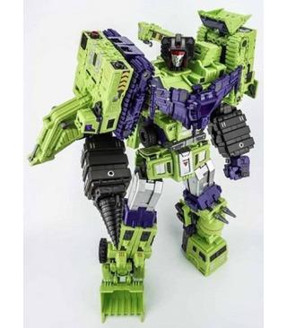 Transformers ToyWorld TW-C07 Constructor Devastator