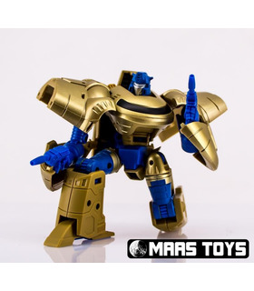 Transformers Maas Toys - CT002 Gold