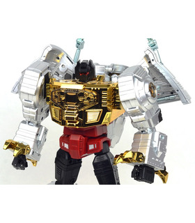 Transformers FansToys FT-08X Grinder - Iron Dibots No.5 - Limited Edition