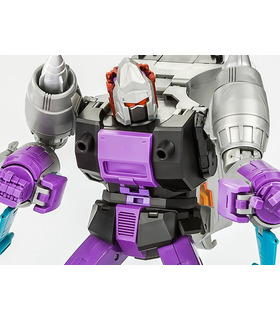 Transformers KFC - EAVI METAL Phase 10:A: Kingzilla & Komodus