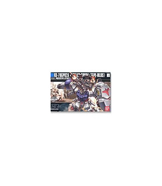 Gundam HGUC 1/144 Model Kit RX-78 GP02A Type-MLRS Physalis