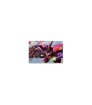 Gundam HGUC 1/144 Model Kit AMX-004-3 Qubeley Mk-II Red Metallic