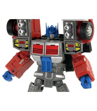 Transformers Fans Hobby Master Builder MB-04 Gun Fighter