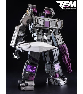 Transformers TransFormMission TFM Havoc M-03 Powertrain