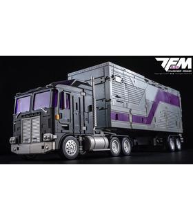 Transformadores TransFormMission TFM Estragos M-03 tren motriz