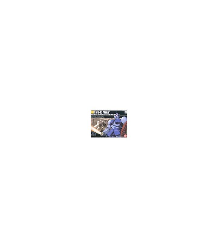 Gundam HGUC 1/144 Model Kit YMS-15 Gyan