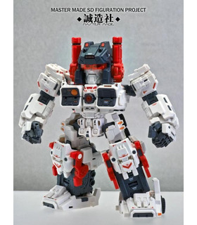 Transformers Master Made SDT-01 Titan Mobile City Metroplex