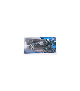 Transformers Alternity A-01 Nissan GT-R Convoy Black [SOLD OUT]
