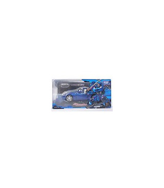 Transformers Alternity A-02 Nissan Fairlady Z Megatron Blue