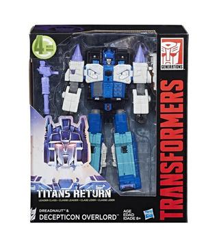 Hasbro Transformers Titans Return Leader Class Overlord