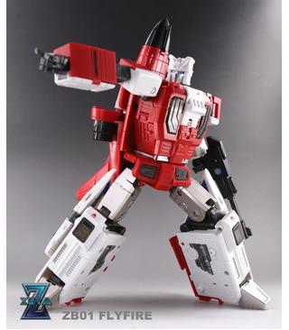 Transformers Zeta Toys ZB-01 Flyfire