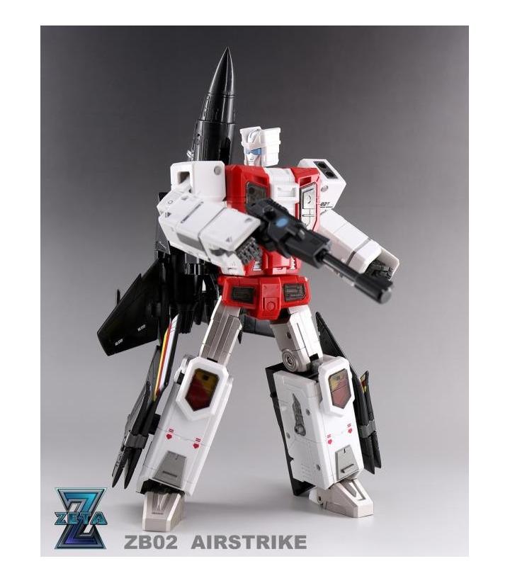 Transformers Zeta Toys ZB-02 Airstrike