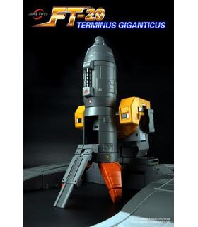 Transformers Fans Toys Terminus Giganticus FT-20B Aegis Sentinel Pack B