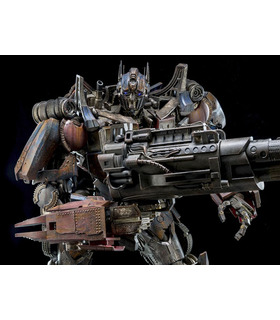 Transformers Threea Transformers Age Of Extinction Optimus Prime Evasion Version 19 Premium Figure