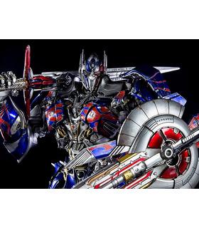 Transformers The Last Knight Optimus Prime Premium Scale Collectible Figure