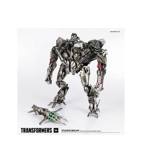 Transformers Starscream Premium Scale 16 Inch Collectible Figure