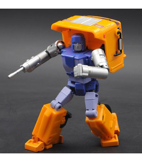 Transformers Badcube Old Time Series OTS-01 Huff