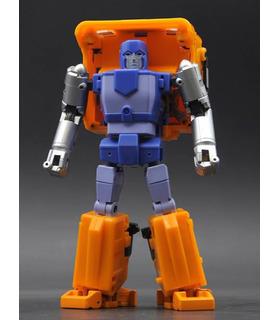 Transformadores Badcube de Edad de la Serie de Tiempo de la OET-01 Huff