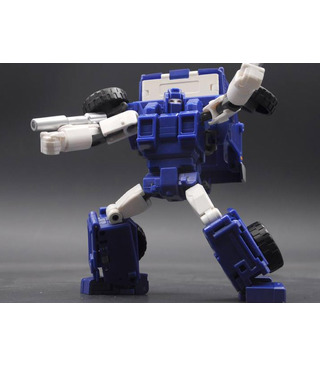 Transformers Badcube Old Time Series OTS-13 Piper