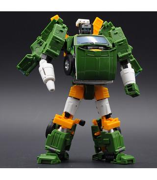 Transformers BadCube OTS-12 Lorry