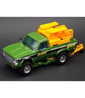 Transformadores BadCube OTS-12 Camión