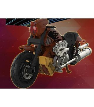 Transformers DX9 D02S Splinter MIB