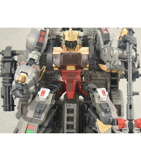 Transformers Fansproject Lost Exo Realm LER-04 Severo DX wBonus Parts