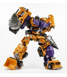 Transformers Generation Toy GT-06 Duron Drill Gift Set