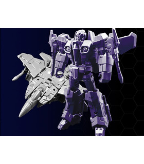Transformers Iron Factory IF-EX20V Wing of Tyrant Purple