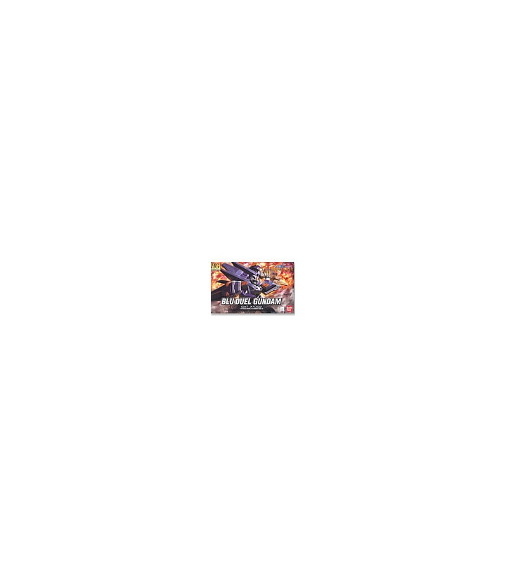 Gundam Seed Destiny HG 1/144 Model Kit GAT-X1022 Blu Duel Gundam