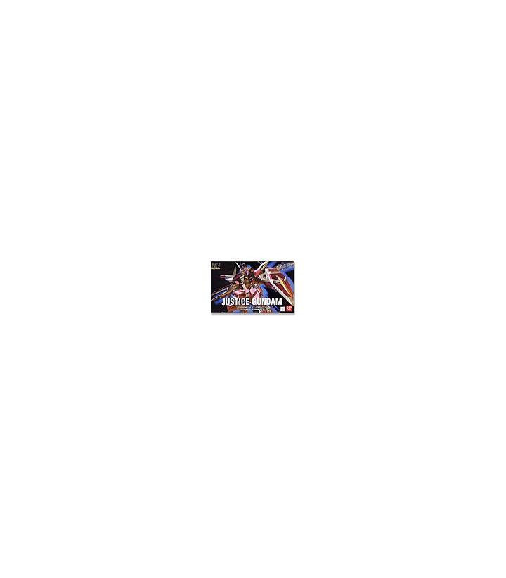 Gundam Seed Destiny HG 1/144 Model Kit ZGMF-X09A Justice Gundam