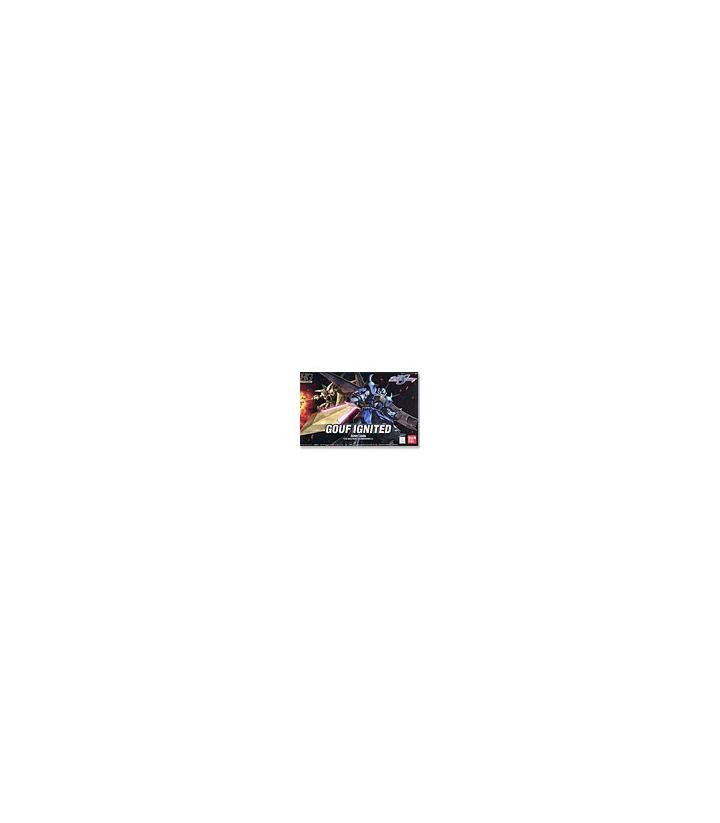 Gundam Seed HG 1/144 Model Kit Gouf Ignited Production Model