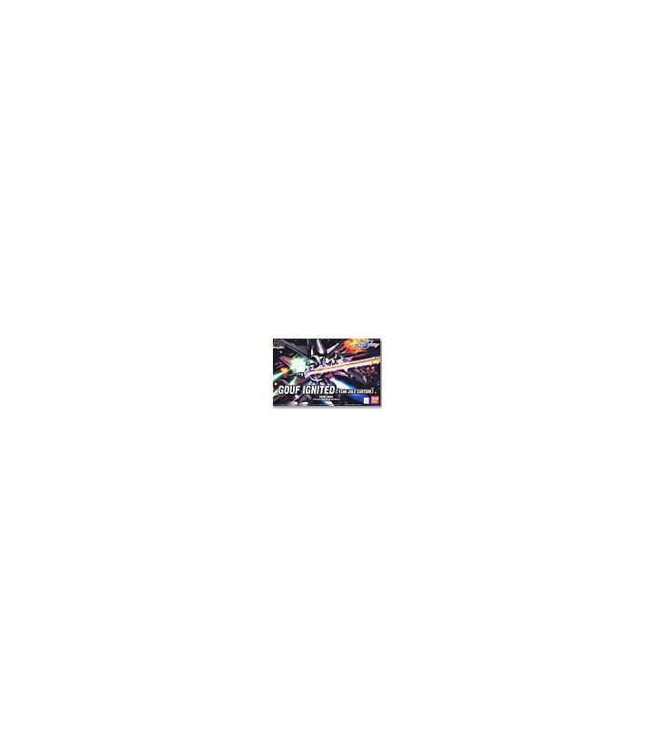 Gundam Seed HG 1/144 Model Kit Gouf Ignited Yzak Jule Custom