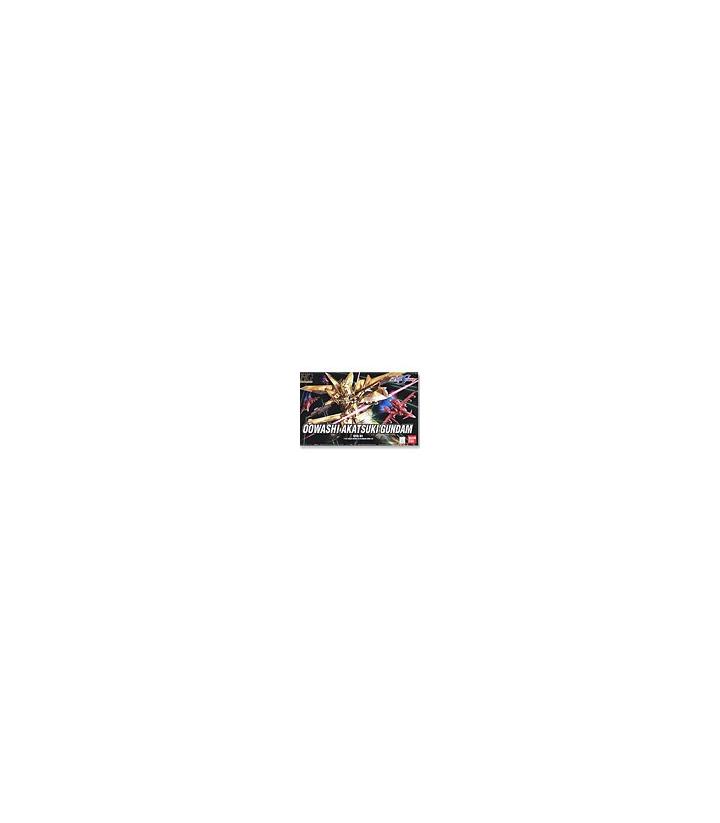 Gundam Seed Destiny HG 1/144 Model Kit ORB-01 Owashi Akatsuki