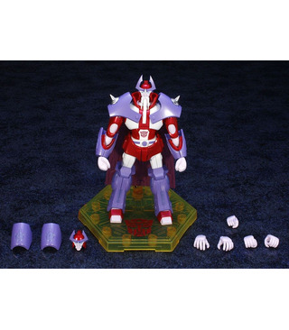 Transformers Alpha Trion EX Gohkin Figure EX-TF01
