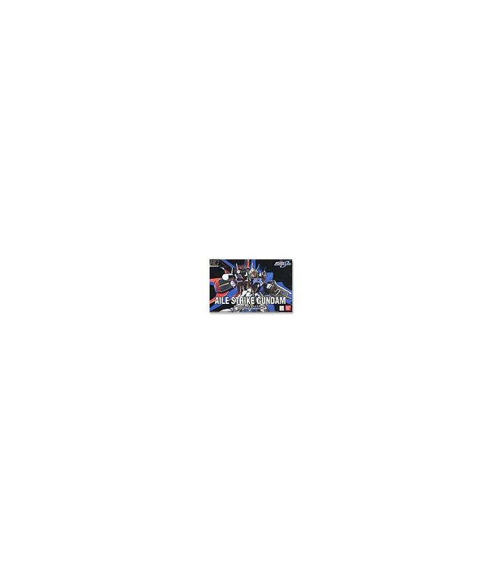 Gundam Seed Destiny HG 1/144 Model Kit GAT-X105 Aile Strike