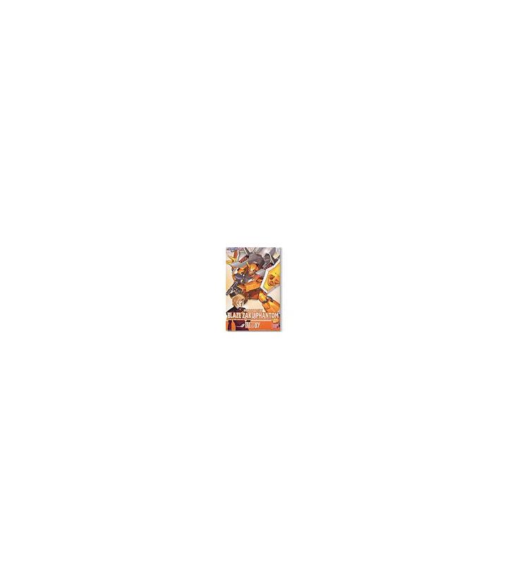 Gundam Seed Destiny 1/100 Model Kit Blaze Zaku Phantom Heine
