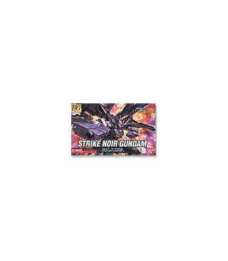 Gundam Seed Destiny HG 1/144 Model Kit GAT-X105E Strike Noir