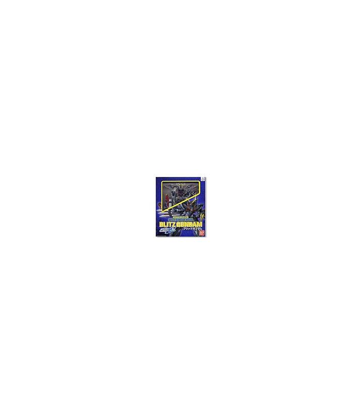 Gundam Seed Destiny 1/144 Model Kit Quick Model Blitz Gundam